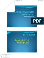 Deterioros Metodo Pci Jcm