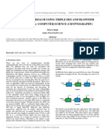 Ijret - A Combined Approach Using Triple Des and Blowfish
