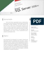 PDF Curso SQL Server