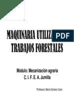 127460294 Maquinaria Utilizada en Trabajos Forestales