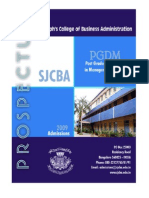 ProspectusPGDM2009-11