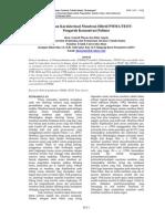 Sintesis Dan Karakterisasi Membran Hibrid PMMATEOT