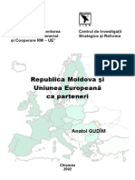 0208 Republica Moldova Si Uniunea Europeana CA Parteneri