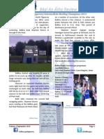 Ballina Review Volume 1 September 2013