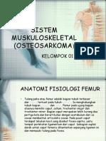 Sistem Muskuloskeletal (Osteosarkoma)