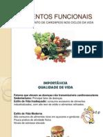 Aula - Alimentos Funcionais