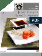 Ízek és kultúrák 12 - Japán konyha