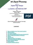 Digital Filter Design-DSP