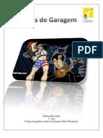 Bandas de Garagem - Livro Digital - Barcelona