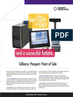 PASSPORT Point Of Sale (POS) System with EMV