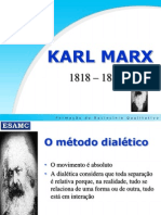 Slide Sobre Karl Marx