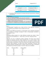 SPM Assignment 04