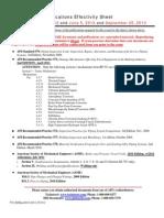 570 2012-2013 ExamPubsEffectivitySheet 7-10-2012 Final