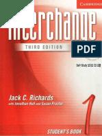Interchange 1 - Course Book SB