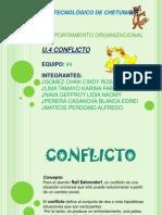 Equipo #3(u4) Conflicto