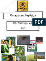 Keracunan Pestisida