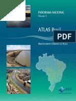 Atlas Brasil - Volume 1 - Panorama Nacional