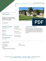 Casa Payesa en Venta en San Mateo Ibiza - €1.450.000
