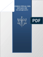 Codigo Penal Del Estado de Guanajuato