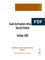 SA Food Security Outlook R Matsila DBSA