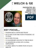 JACK WELCH'S VISION (International HRM)