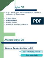 Análisis Digital CD