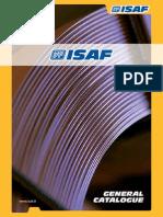 Catalog General ISAF 2012