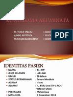 Kondiloma Akuminata