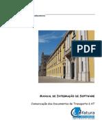 Comunicacao Dados Documentos Transporte
