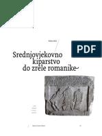 442673 Srednjovjekovno Kiparstvo Do Zrele Romanike