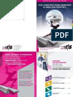 Brochure de présentation du Vide Sanitaire