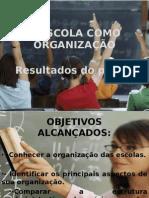 A Escola como organização