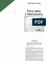 [J.R.Nalini] Ética Geral e Profissional Cap. 9_A Ética do Estudante de Direito