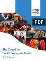 The Canadian Social Enterprise Guide