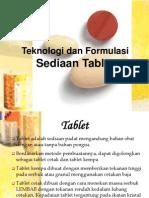 Tekhnologi Formulasi Tablet (Akfar Theresiana)