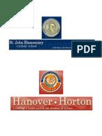 st  johns  hanover logos