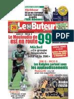 LE BUTEUR PDF du 29/08/2009