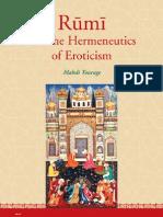 Rūmī and the Hermeneutics of Eroticism