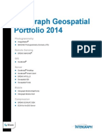 Geospatial Portfolio 2014 Whats New