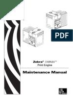 110PAX4 Maint Manual