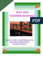 MaxDNA Training