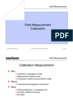RNP  Field Measurements Calibration