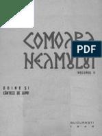 Comoara Neamului - Vol. 2 Doine si cântece de lume