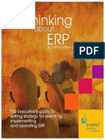 Thinking About Erp Hres