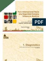Presentación La Paz - Seguridad