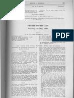 C.H. Douglas Evidence MacMillan Committee 1930