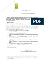 Carta Procurador Geral Da Republica