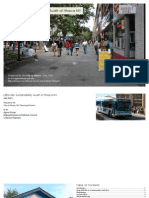 LEED Sustainability Audit Report for the CIty of Ithaca, New York, July 8, 2013, prepared by Agora Group, NRDC, Criterion Planners