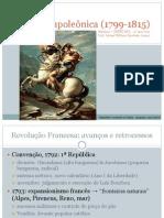 A Era Napoleonica (1799-1815)[1]