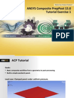 ACP Tutorial Ex1